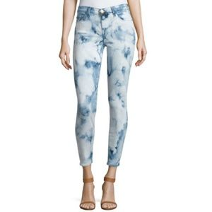 Current/Elliott The Stiletto Skinny Jean, Tie Dye